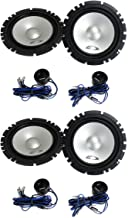 "4 Alpine SXE-1750S 6.5"" 560W Car 2 Way Component Audio Speakers Stereo SXE1750S"