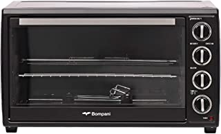 Bompani 65 Ltrs Electric Oven With Rotisserie And Convection Fan - Beo65