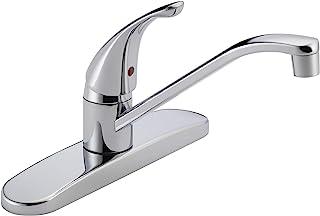Peerless Single-Handle Kitchen Sink Faucet, Chrome P110LF