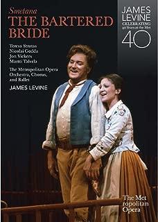 Smetana: The Bartered Bride (2 DVD) - Levine, Stratas, Met Opera