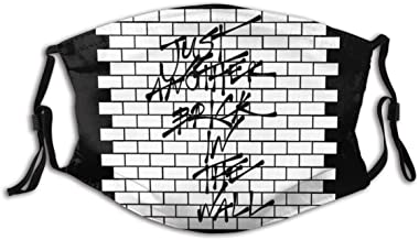 915 Pink Floyd - The Wall Fashion Soft Comfortable Dustproof Face Unisex Dust Face