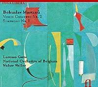 Martinu: Concertos for Violin & Cello