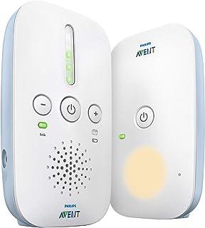 Philips Avent DECT-babyfoon - Storingsvrije verbinding - Energiebesparende ECO-modus - Geluidsniveaulampjes - Bereik tot 3...