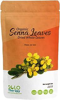 Certified Organic Senna Dried Whole Leaves , 4 oz. , Hojas De Sen , Senna Alexandrina , Senna Tea , Product From India , P...