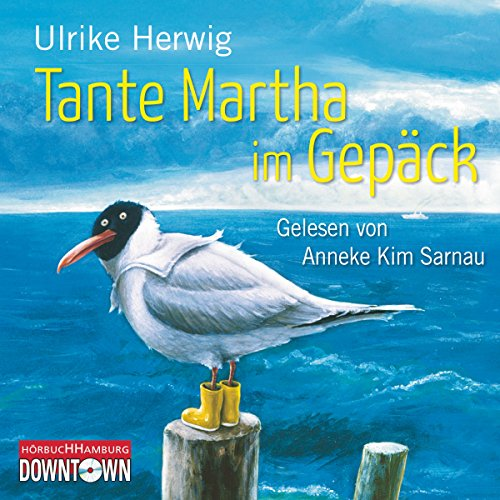『Martha im Gepäck』のカバーアート