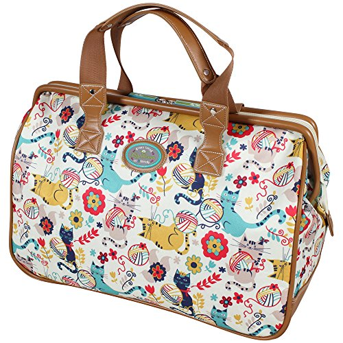 Lily Bloom Satchel (One Size, Furry Friends)