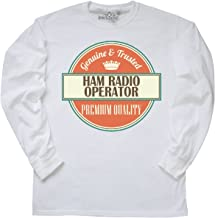 inktastic Ham Radio Operator Funny Gift Idea Long Sleeve T-Shirt