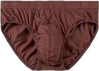 Macondoo Mens Cotton Plus Size 3-Pack Underwear Briefs