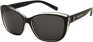 Margaritaville Eyewear Margaritaville Havana Daydreamin Polarized Rectangular Sunglasses