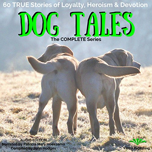 Dog Tales audiobook cover art