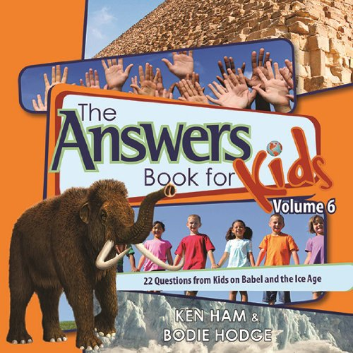 Answers Book for Kids Volume 6, The