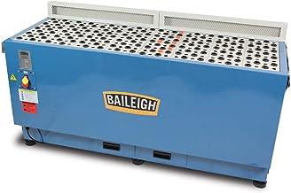 """Baileigh DDT-5921 Split Sided Down Draft Table, 1790 CFM per Side, 1/2 hp, 110V, 59"""" x 21"""""""