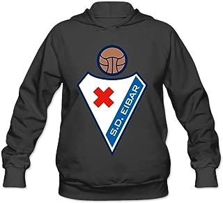 MSKOOK Women's SD Eibar Hooded Sweatshirt
