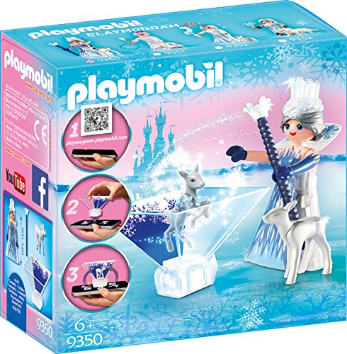 Playmobil 9350 - Prinzessin Eiskristall Spiel