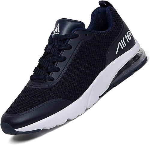 Mishansha Femme Air Chaussures de Sport Respirantes Antidérapant Léger Chaussure de Running, GR.35-42 EU