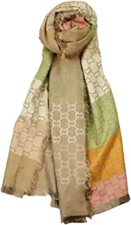 K T One Women Cashmere Scarf Winter Pashmina Shawls Wraps Scarves