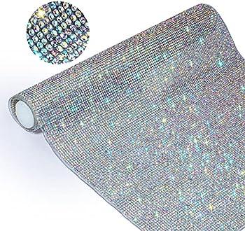 19440-Pieces Jmshiny 9.5x15.8 Inch Sparkly Diamond Sticker Sheet