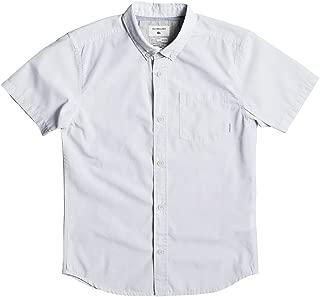 Quiksilver Big Everyday Wilsden Short Sleeve Boys Top