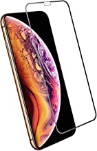 elecnewell Tempered Glass Screen Protector for iPhone 11 Pro Max/iPhone Xs Max [6.5 inch] [Case Friendly] [Clear] [Edge to Edge Full Coverage Protection]