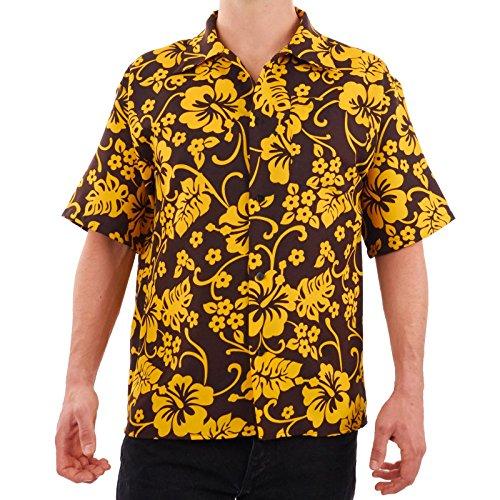 Raoul Duke Las Vegas Hawaiian Shirt Yellow