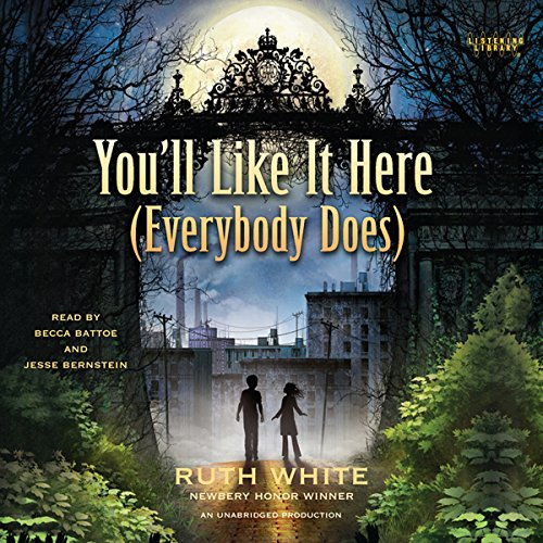 You'll Like It Here (Everybody Does) audiobook cover art
