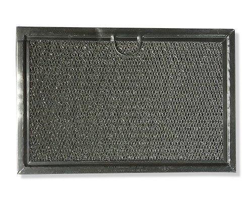 2Pack filtro de grasa de microondas para Frigidaire 5304464105(aff77-m) 12,7cm X 7–5/20,3cm X 3/81,3cm