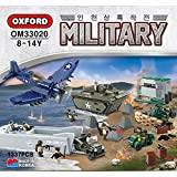 OXFORD Incheon Military Landing operation Kids Block Toy OM33020 1337PCS 8 - 14 Year Korea OXFORD仁川軍事着陸作戦キッズブロックOM33020 1337PCS 8 - 14年韓国 並行輸入品