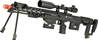 Evike 6mmProShop Gas Powered Full Metal DSR-1 Advanced Bullpup Sniper Rifle - Multiple Options Available