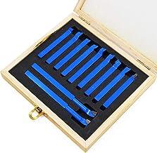 Andifany Carbide Tip getipt Cutter Tool Set Snijden Lassen Set Draaibank Bits Draaien Frezen Snijset voor Metalen Draaiban...