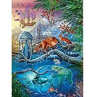 クラシックパズルゲーム 中国スタイルの素晴らしい自然コレクション - 1000パズルピース大人/子供(70X50CM)を収集頭脳パズルゲームアートの価値を開発 頑丈で簡単 (Color : P)