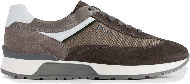 Nero Nero Nero Giardini Sneakers NEROGIARDINI P900820-522 900820 Sportschuhe Herren VERDEGRIS B07PSPTGFL 602a50