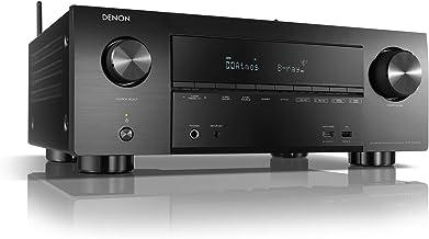 Denon AVR-X3600H - Receptor AV de 9.2 Canales Receptor AV