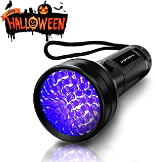 UV Flashlight Black light UV Lights , Vansky 51 LED...