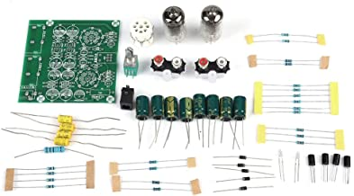 6J-I Electron Valve Pre-amp DIY Tube Headphone amp Stereo Bile Preamplifier Board Buffer Effector DIY Kit