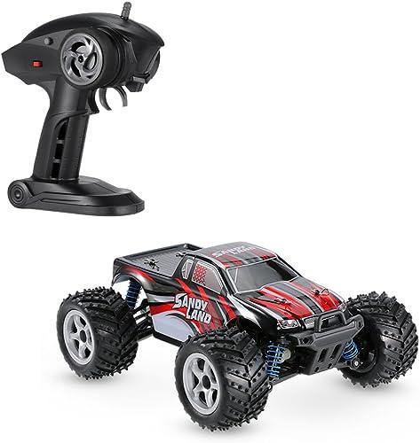 comprar nuevo barato Goolsky PXtoys NO.9300 RC Coche Camión Monstruo Monstruo Monstruo 1 18 2.4GHz 4WD Terreno de Arena  auténtico