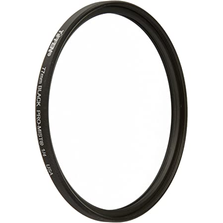 Tiffen Filter 77mm Black Pro Mist 1 4 Filter Kamera