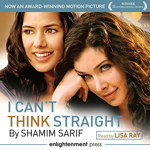 I Can't Think Straight audiobook cover art