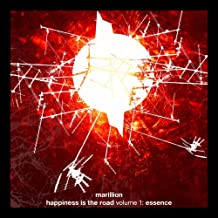marillion happiness is the road