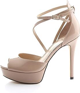 buy popular 891df ca460 Amazon.it: Guess - Scarpe da donna / Scarpe: Scarpe e borse