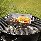 Zoom IMG-2 bruzzzler pfanne cestello per barbecue