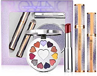 4-delige Make-up Cosmetische Kit Hydraterende Matte Lippenstift Langdurige, Zachte, Zachte Lippenstift Voor Vrouwen Meisje...