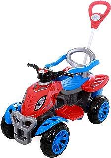 Quadriciclo Spider Caixa, Maral, Multicor