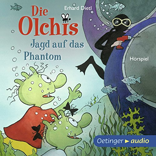 Jagd auf das Phantom audiobook cover art