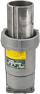 Appleton ACP1044CD Clamping Ring Plug, 100 Amp, 4-Pole, 4-Wire