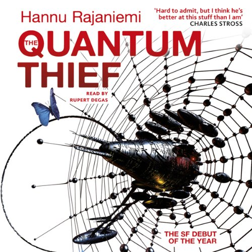 The Quantum Thief cover art