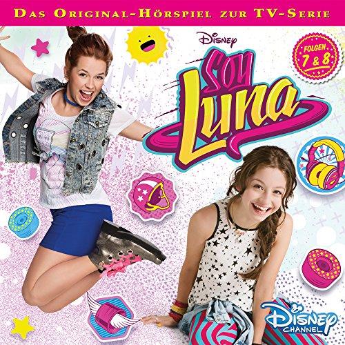 Soy Luna 1.7 & 1.8 (Soy Luna: Staffel 1) Titelbild