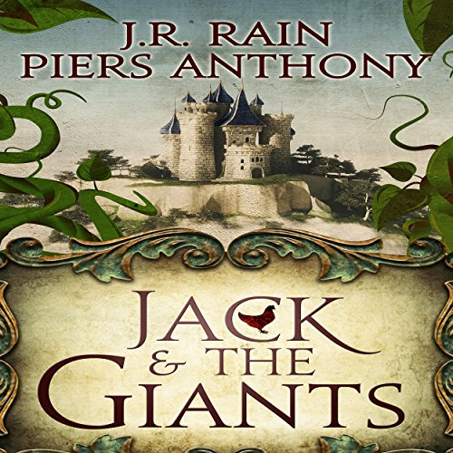 Jack and the Giants audiobook cover art