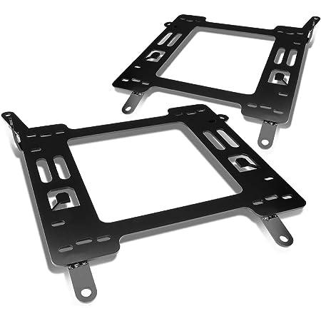 For Honda Civic 8th Gen Pair of Tensile Steel Low Mount Racing Seat Bracket