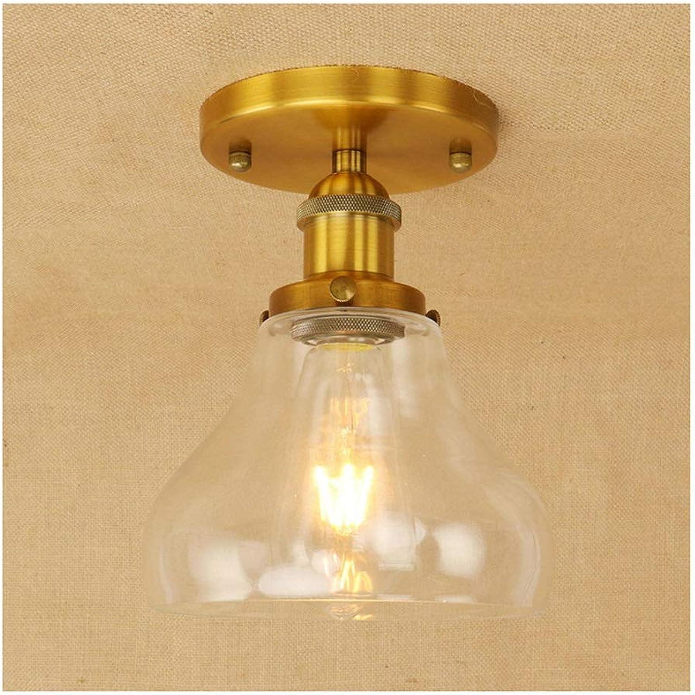 salle de bains Plafonnier Plafonnier Lampes de plafond en fer industriel , E27 111V  240V Decor Décoration pour la maison Chambre Vestiaire Cuisine Café Bar éclairage [Classe énergétique A ++]