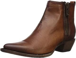 حذاء نسائي قصير من FRYE Sacha Moto